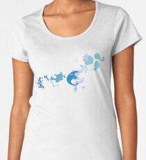 Popplio Evolution Women's Premium T-Shirt
