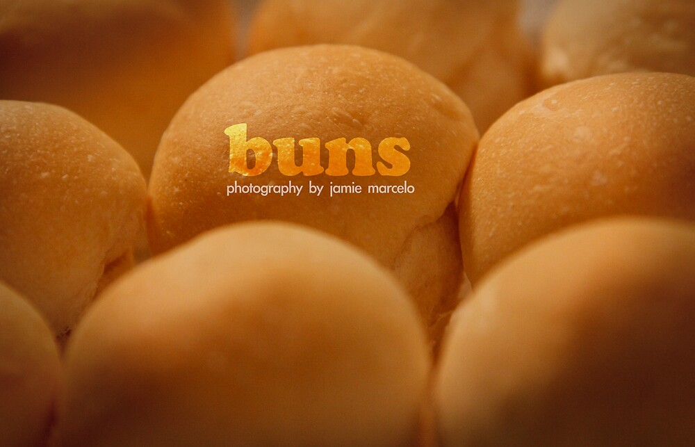 buns by jamie marcelo