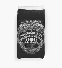 Death Cherub Ouija Board Duvet Cover