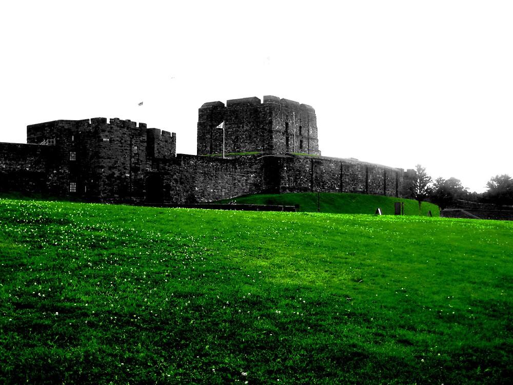 Castle by katurahstevens
