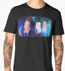 Space Penguins Men's Premium T-Shirt