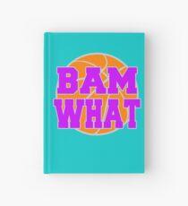 Bam What Basketball Hardcover Journal