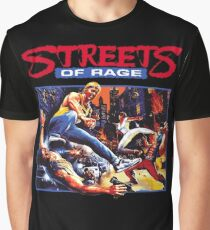 Streets of Rage Graphic T-Shirt