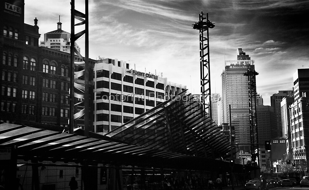 Central Sydney by Footprint Photography