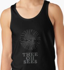 Thee Oh Sees  Tank Top