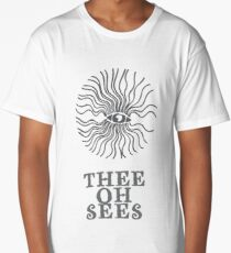 Thee Oh Sees  Long T-Shirt