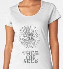 Thee Oh Sees  Women's Premium T-Shirt