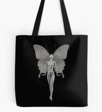 The Silver Fairy Tote Bag