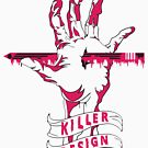 Killer Design - Hot Pink by bigfatdesigns