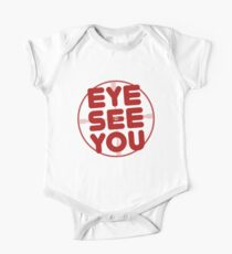 Eye See You (cock-eyed) Kids Clothes