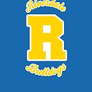 Riverdale Bulldogs Varsity Block R by JaymanCreative