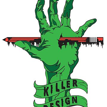 Killer Design - Green by bigfatdesigns
