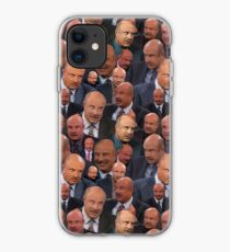 Dr. Phil Pattern iPhone Case