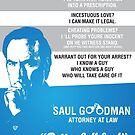 Better Call Saul by NOFICCION