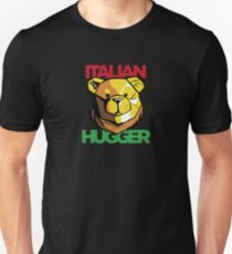 ROBUST BEAR ITALIAN HUGGER T-Shirt
