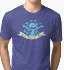 Existence is Pain Tri-blend T-Shirt