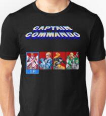 CaptainCommando Arcade T-Shirt