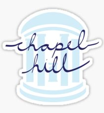 Chapel Hill Old Well Sticker