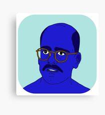 Arrested Development - Tobias Funke - Blue Man  Canvas Print