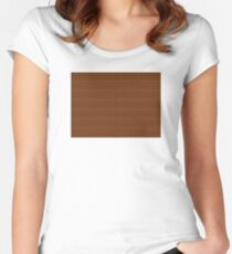 Chocolate Wasted Women's Fitted Scoop T-Shirt