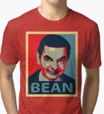 Mr Bean Tri-blend T-Shirt