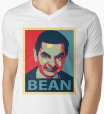 Mr Bean Men's V-Neck T-Shirt