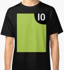 10 Classic T-Shirt