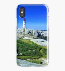 Peggy's Cove - Nova Scotia iPhone Case/Skin