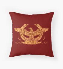 Roman Empire Flag Standard Floor Pillow