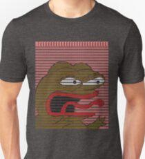 REEEEEEEEEEEEEEEEEEEEE - pepe hate normies Unisex T-Shirt