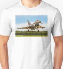 Eurofighter Typhoon FGR.4 ZK308/TP-V Unisex T-Shirt