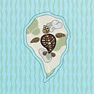 Callie the Sea Turtle by Valerie Hartley Bennett