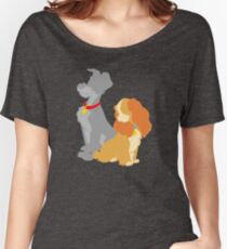 Two hounds Women's Relaxed Fit T-Shirt