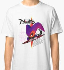 Nights Into Dreams (Japanese Art) Classic T-Shirt