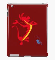 Dragon and Cricket iPad Case/Skin
