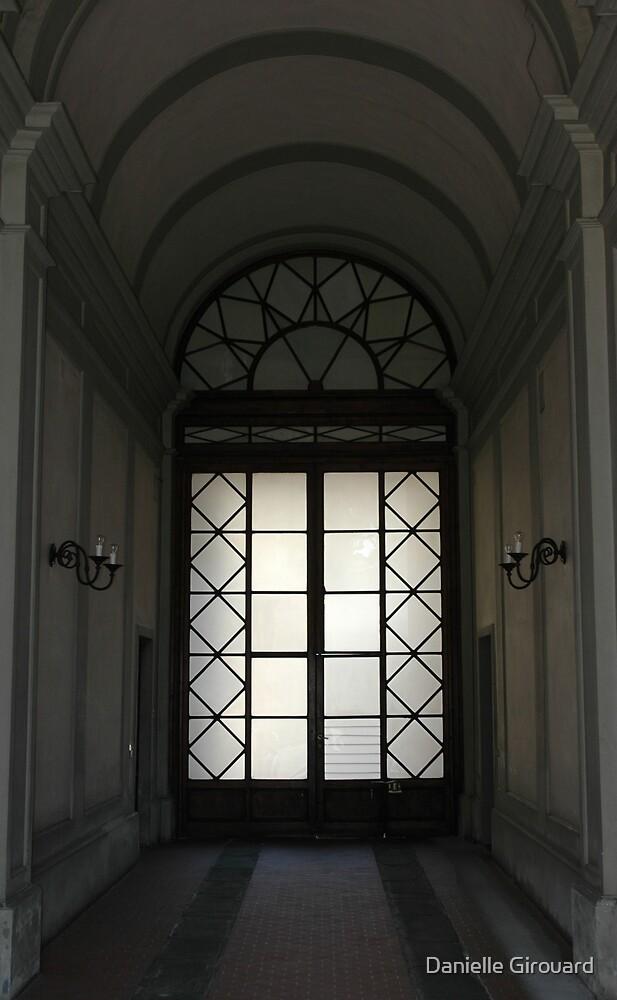 An Italian Window by Danielle Girouard