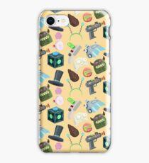 Sci Fi Objects iPhone Case/Skin
