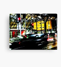 street 2543 MELBOURNE Canvas Print