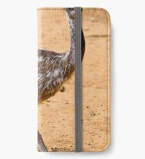 Baby Emu iPhone Wallet/Case/Skin
