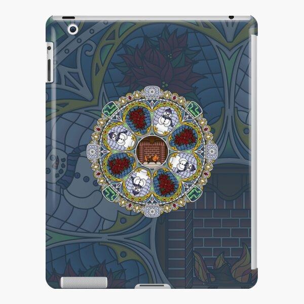 Winter Nouveau iPad Snap Case