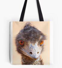Emu Eyes Tote Bag