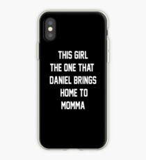 These Girls Funny Tee - Daniel Seavey iPhone Case