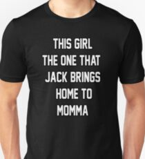 These Girls Funny Tee - Jack Avery T-Shirt