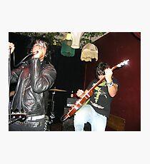 RocknRoll Photographic Print