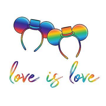 Love is Love - Fairy Tale Grooms by fairytalelife