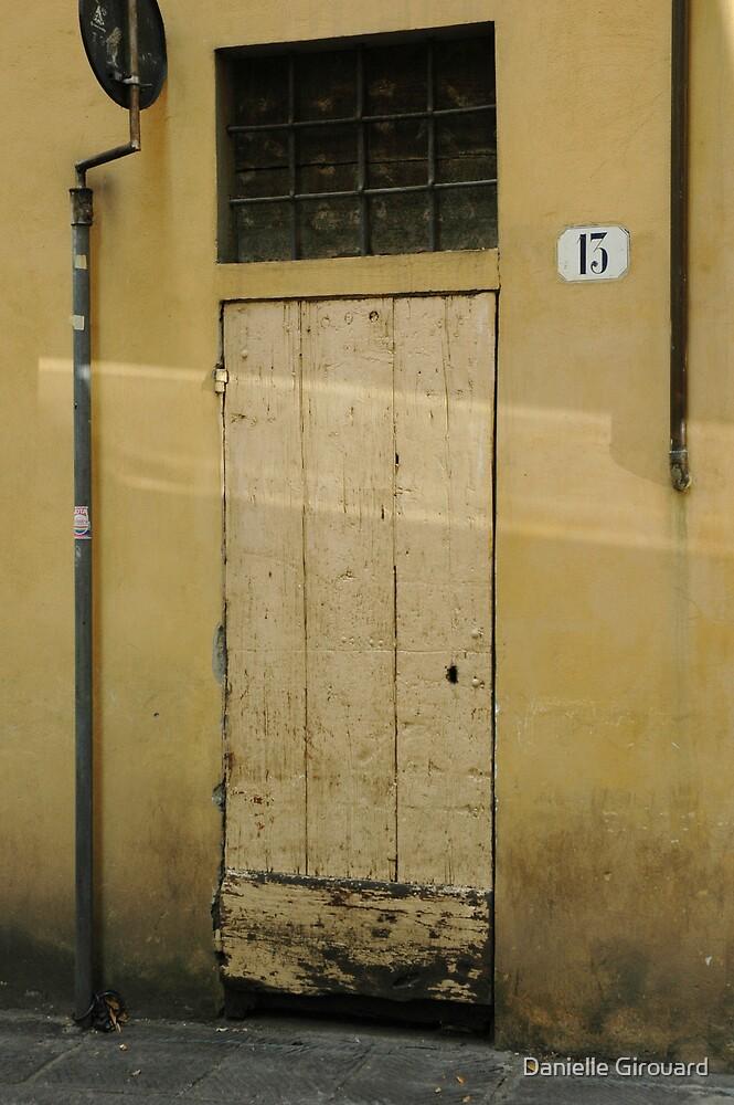 Hidden door2 by Danielle Girouard