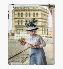 Oamaru Living its History 2 iPad Case/Skin