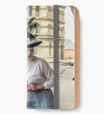Oamaru Living its History 2 iPhone Wallet/Case/Skin