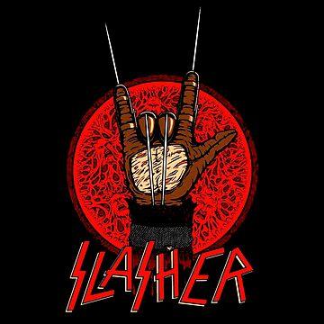 Slasher by RandyMax