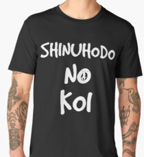 Terrace House: Shinuhodo No Koi Men's Premium T-Shirt